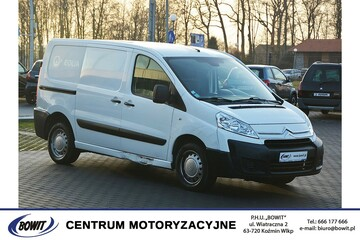 Citroen Jumpy 2012r - 1.6 HDI