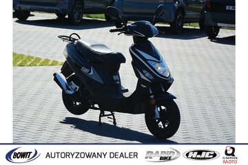 MBK Booster TNT Motor Roma - 2016r
